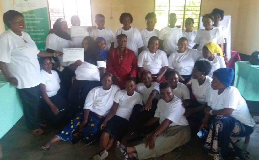 Ifakara, Training On Grassroot Voice Of Coastal Women – Environmental Justice Project